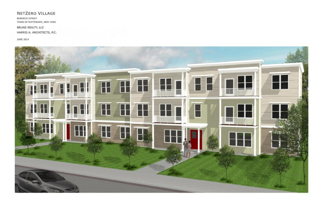 netZero Village First of its Kind in Capital District
